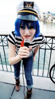 Gorillaz: By the Sea by SugarBunnyCosplay