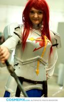 Fairy Tail - Erza Scarlett Cosplay II by M0onQueen
