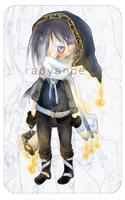 - - Anglerfish Gijinka Adoptable - - (Closed) by Radyance
