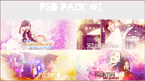 PSD PACK #1 BY KABAYBE by Kabaybe