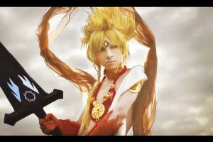 Alibaba Saluja (Amon) - MAGI: The Kingdom of Magic by EliotCosplay