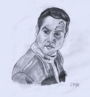 Commander Chakotay by LizzyChrome