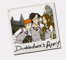 Dumbledore's Army by Ian-of-Gryffindor