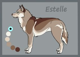 SK's Thunder Road: Estelle by Sedillo-Kennels