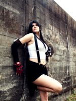 Tifa Lockhart Cosplay 3 by Hikari-Cosplay