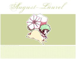 August by zambicandy
