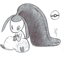 Mawile by llimus