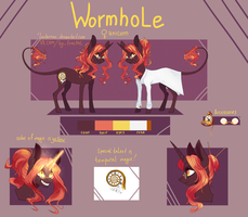 Wormhole reference by Weird--Fish