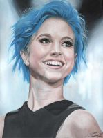 Hayley Williams by Kao-nashi