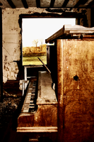 Abandoned House III  Piano by Charmed-n-Dangerous