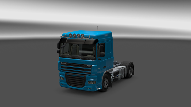 MY TRUCK by Sonicadventure1999