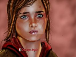 Ellie - The Last Of Us by Angelii-D