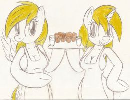 Muffins_And_Milk by tg-0