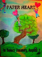 Paper Heart :Falling For You by SpencerMel