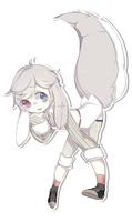 .: OC :. Crying August by EnaMei
