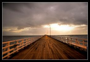 Jetty by 2Stupid2Duck