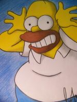 Homer Big Smilee by Wilbur-distiny