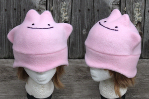 Ditto Hat by clearkid