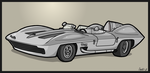 Stingray Racer Concept Commission by AgentC-24
