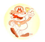 Mario Quickie by Themrock