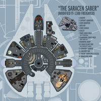 The Saracen Saber by http://boomerangmouth.deviant by BaronNeutron