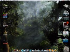My Desktop July 2010 by Dohc-WP