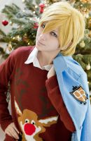 Ouran Host Club - It's Christmas Time! by Rei-Suzuki