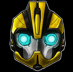Bumblebee Helm by Laserbot