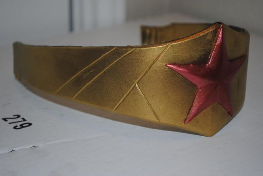 Wonder Woman Tiara Cast by ZigorC