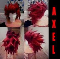 Axel Wig Request by CautiousInsanity