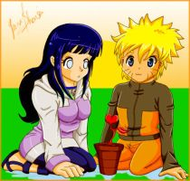 NaruHina: Love fruit by Thanysa