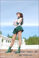 .Sailor Jupiter. by Vaishravana