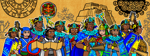 Aztec Empire1428-1521 by nosuku-k