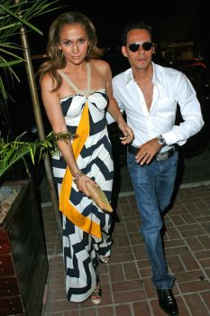 Jennifer Lopez and Marc Anthony by DoubleXposure