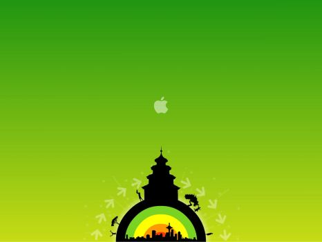 applewall28 by iSiebe