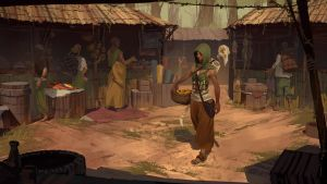 Siege of Nations: Tribal Market by GloriousRyan