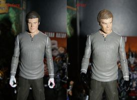 Dexter figure by DestMelkor