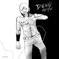 Mc Ride - deathgrips by tonyfony