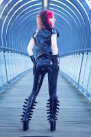 Latex tunnel 03 by GuldorPhotography