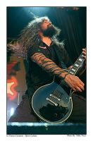In Flames Guitarist Bjorn by MikePecci