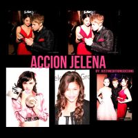 Jelena accion. by JustinEditionsdesing