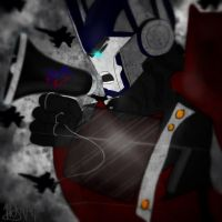 Prime of war (Love is War) by MNS-Prime-21