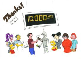 10,000 Hits by Gulliver63