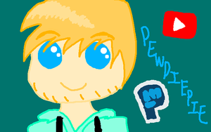 Pewdiepie by GalaxyCookie