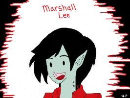 Marshall Lee by jarofhearts12