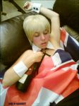 England-Stupid America..Zzz... by AriB-Rabbit
