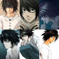 L Death Note by SandraRedfield