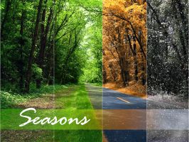Seasons by Yucki