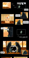 The Bird and the Squid Pg.6 by Rhylem