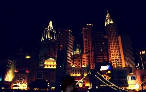 City Lights by VegasGirl17